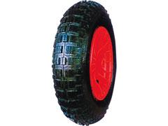 Wadebridge Phneumatic Wheel 15