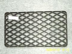 Diagonal Scrape Mat