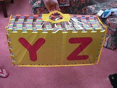 Newbury Puzzle Mat 2
